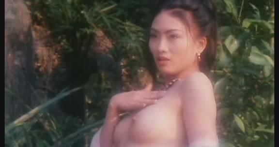 Triple boob porn
