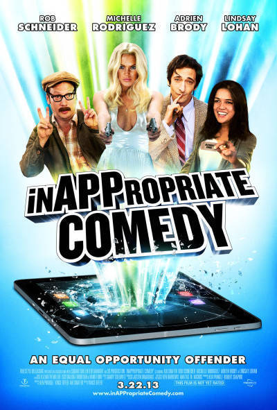 InAPPropriate Comedy (2013) DVDRip XViD-juggs