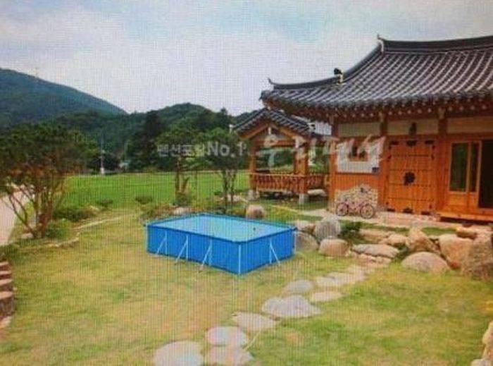 Dom z basenem 3