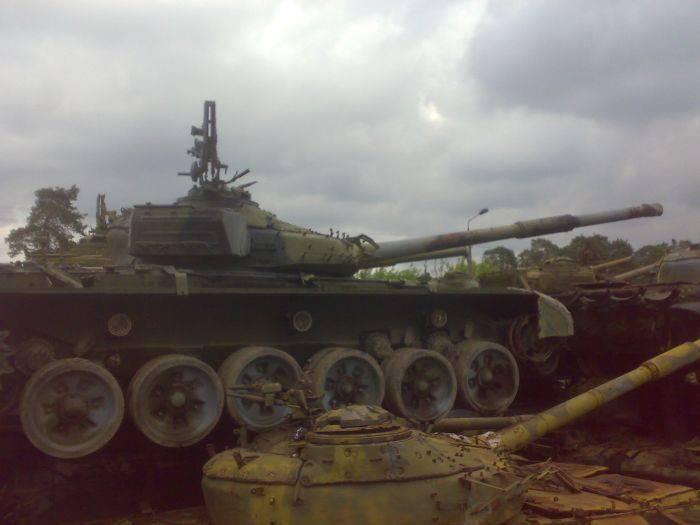 Cmentarzysko czołgów 11