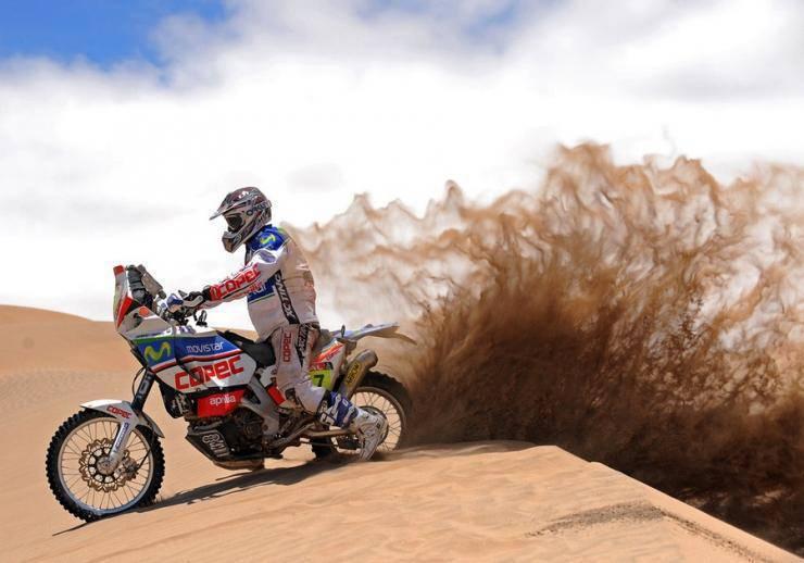 Rajd Dakar 2010 5