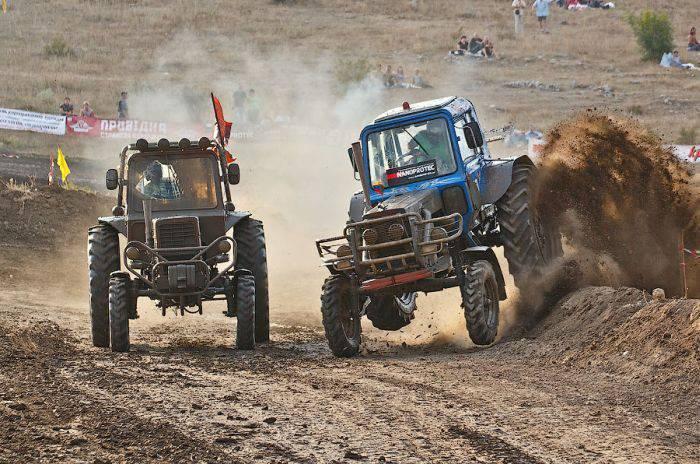 Wyścigi traktorów #2 30
