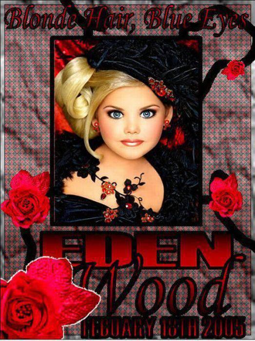 Eden Wood - mała miss 15