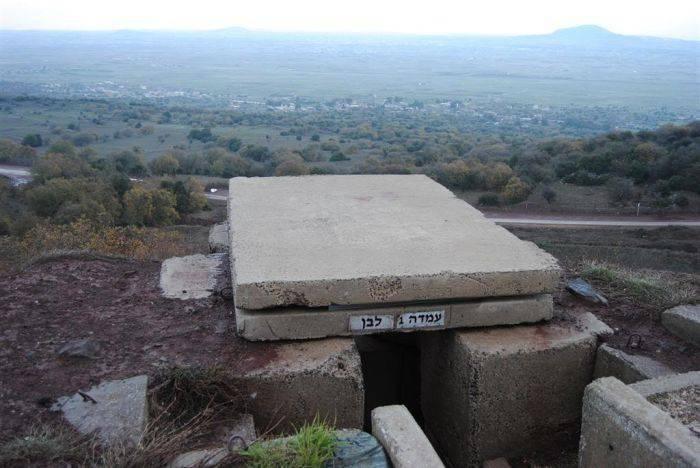 Wraki Wzgórz Golan 14