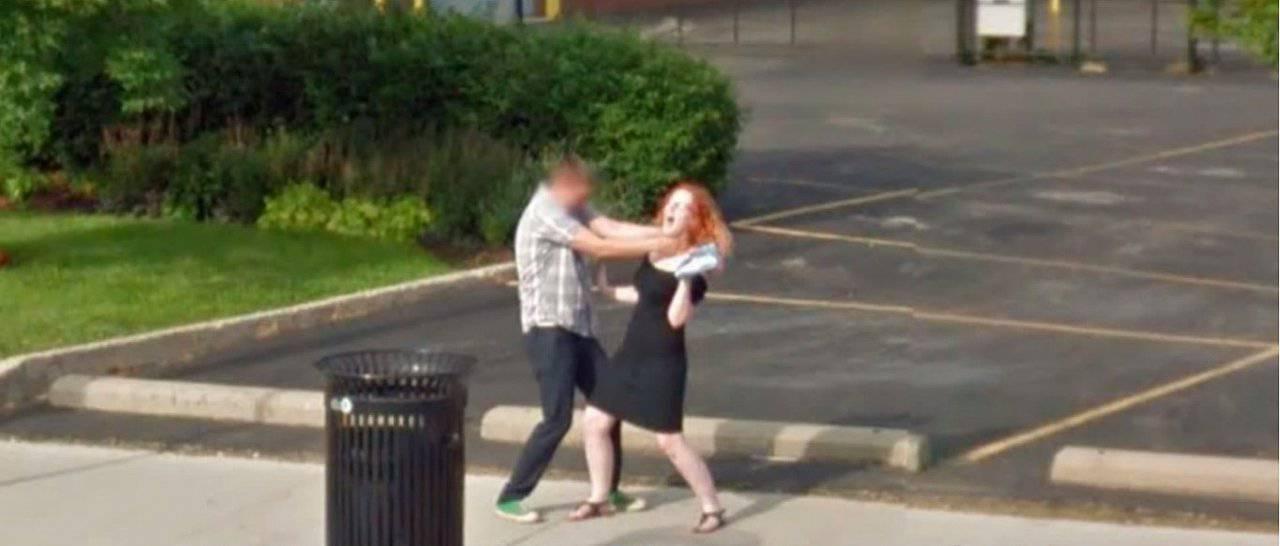 Najdziwniejsze zdjęcia z Google Street View #4 8