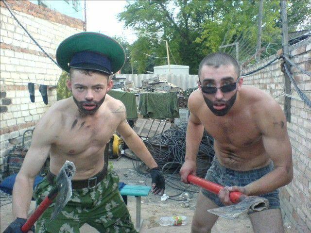 Najdziwniejsze zdjęcia z rosyjskich portali społecznościowych #2 7