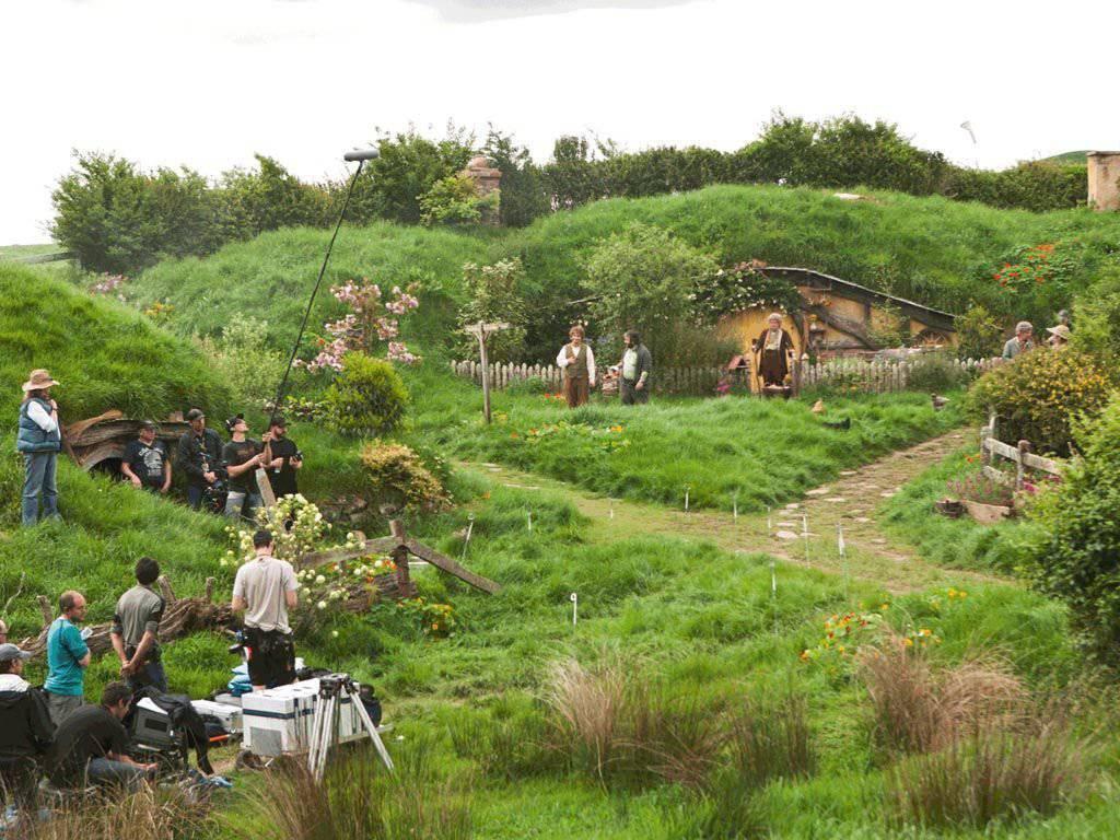 Za kulisami filmów: Hobbit: Niezwykła podróż 34