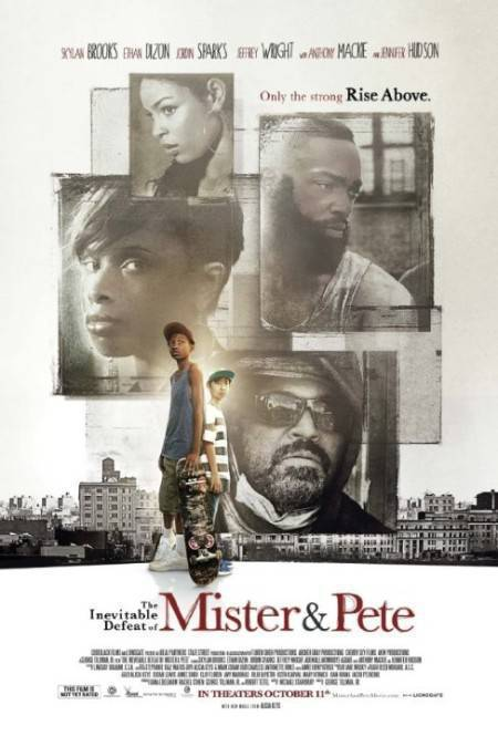 The Inevitable Defeat Of Mister And Pete (2013) DVDRip XviD-ViP3R