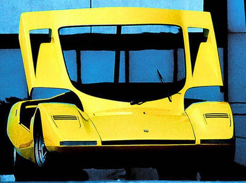Prototypy z lat 70. 50
