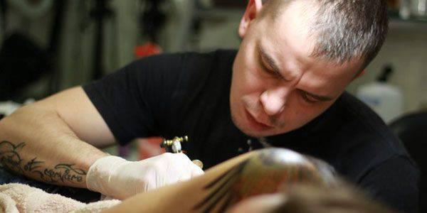 Realistyczne tatuaże #4 21