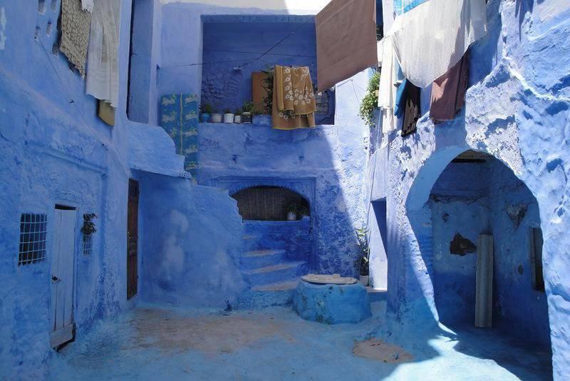 Shefshauen - niebieskie miasto 16