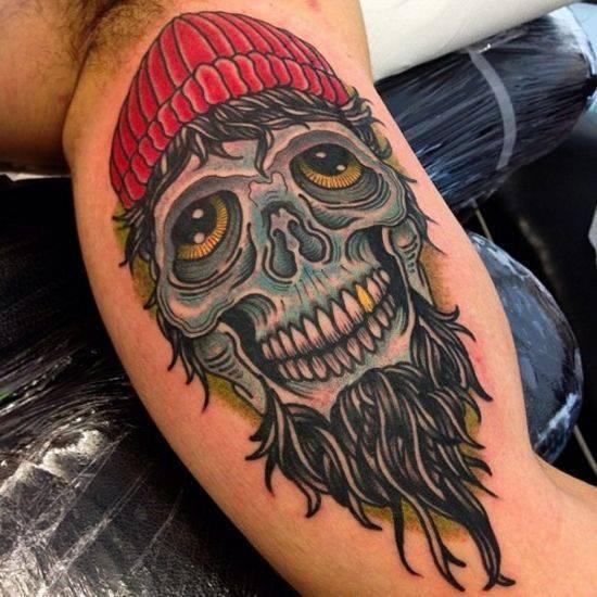 Odważne tatuaże #3 8