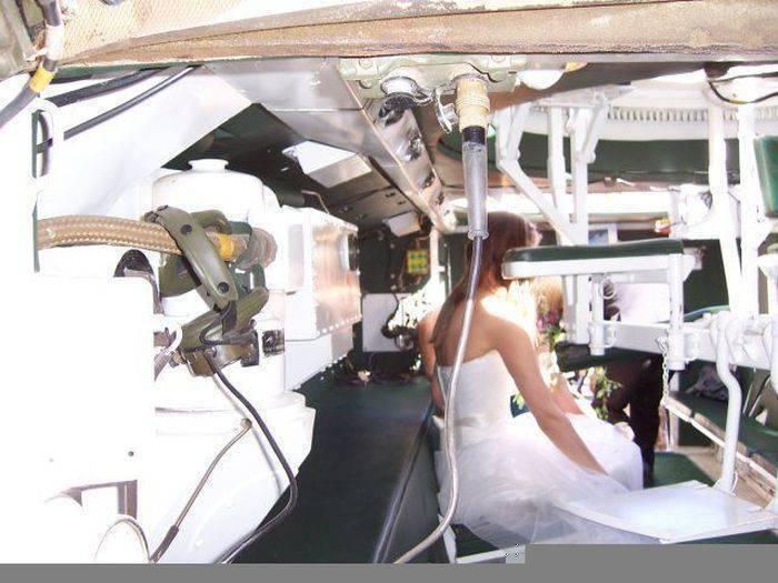 Czołg na wesele 12