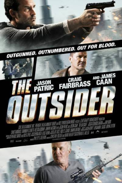 The Outsider 2014 720p BRRip x264 AC3-EVO