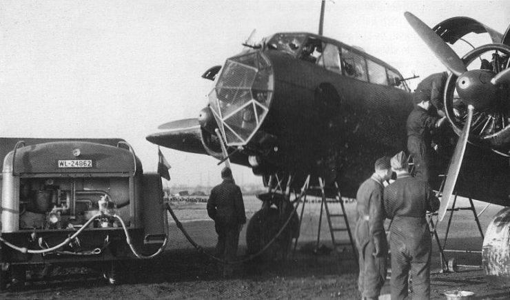 Samoloty z okresu II wojny światowej 120
