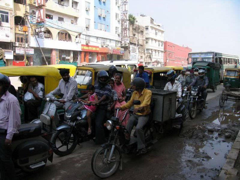 Indyjskie slumsy 10