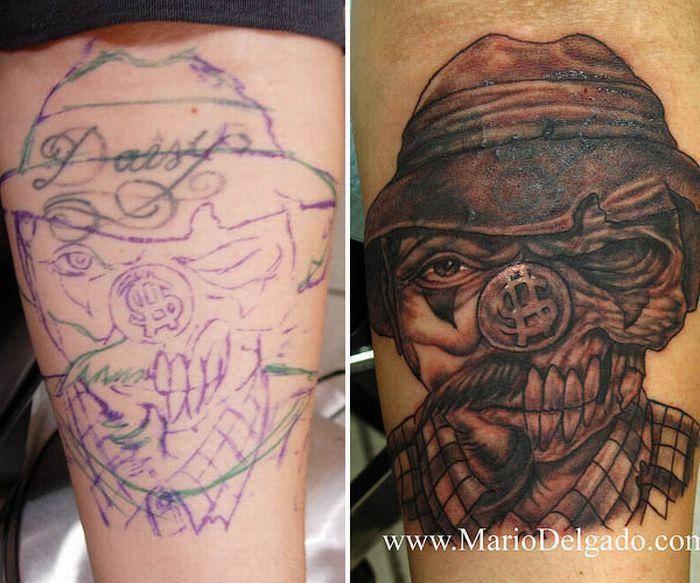 Tatuaże - aktualizacja 7