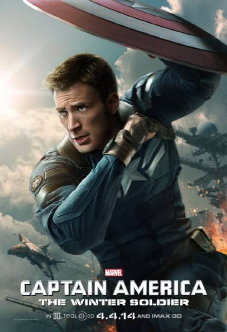Captain America The Winter Soldier 2014 READNFO CAM XviD-DiNK