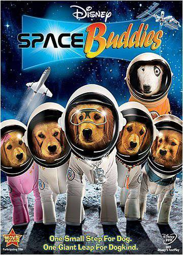 Space Buddies 2009 MULTi DVDRip x264 AC3-Snake