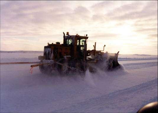 Kanadyjskie drogi lodowe 44