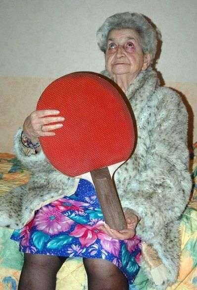 Wesołe jest życie... babci 2