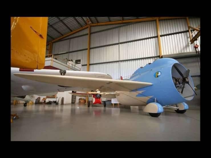 Najdziwniejsze samoloty świata 24