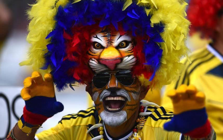 Kibice Mistrzostw Świata w Piłce Nożnej 2014 1