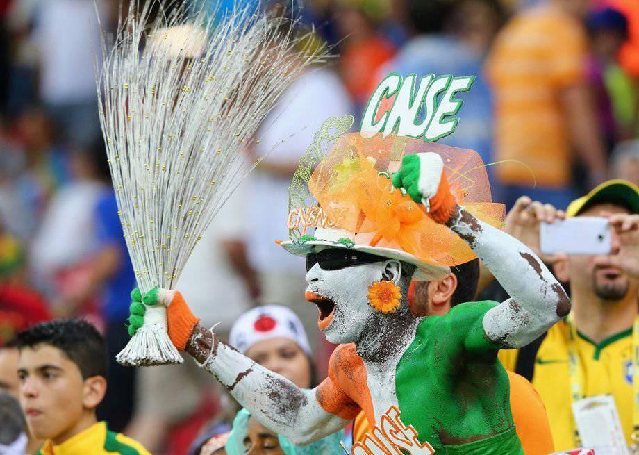 Kibice Mistrzostw Świata w Piłce Nożnej 2014 32