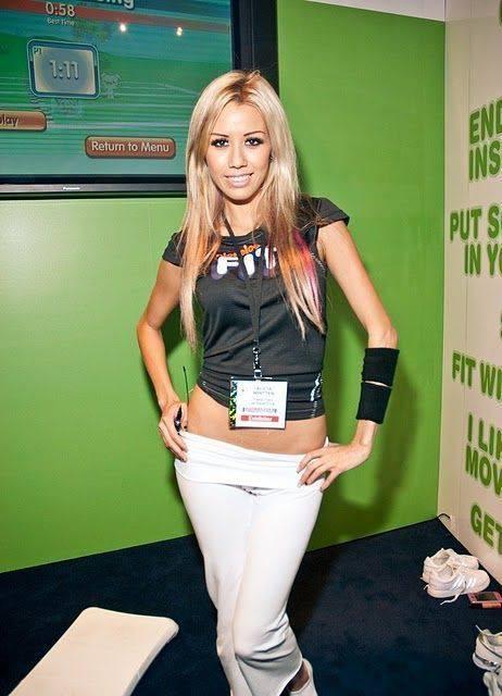 Hostessy z E3 45