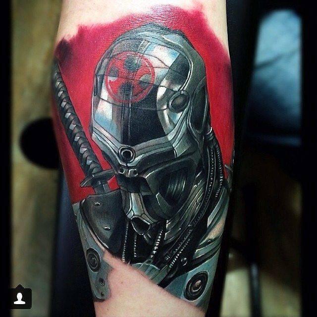 Odważne tatuaże #6 9