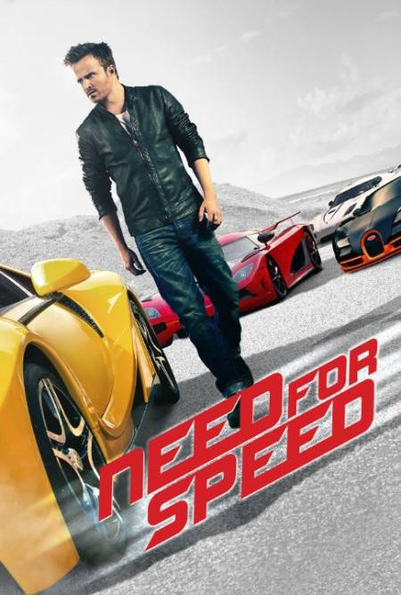 Need for Speed 2014 DVDRip x264 AC3-iCMAL