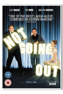 Not Going Out Complete Series 1 2 3 4 + Extras DVDRIP (WAZZ)