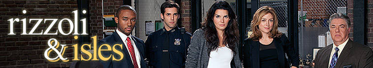 Rizzoli and Isles S05E07 HDTV XviD-AFG