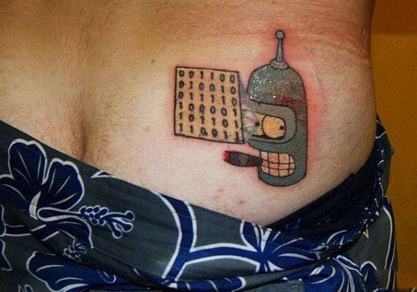 Najgłupsze tatuaże #3 20