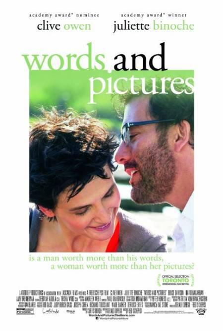 Words and Pictures 2013 720p BRRiP XVID AC3 MAJESTIC