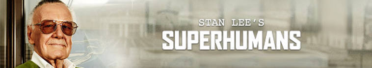 Stan Lees Superhumans S03E07 Man vs Beast 720p HDTV x264-DHD