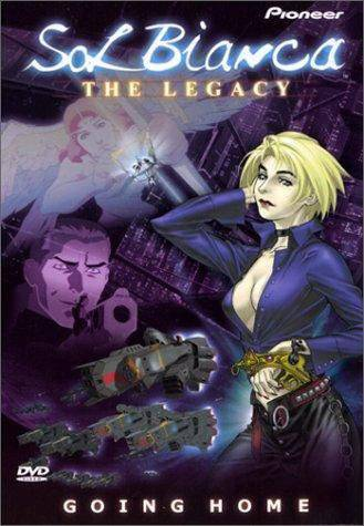 Sol Bianca The Legacy OVA02 La Reminiscencia 1999 ANIME SPANiSH DVDRIP X264-LPH