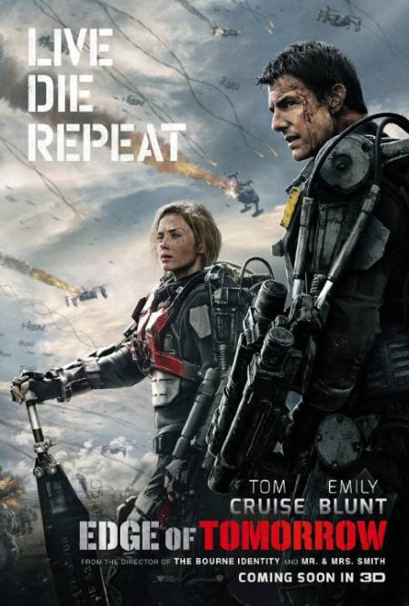 Edge of Tomorrow (2014) 720p WEB-DL x264 TuT