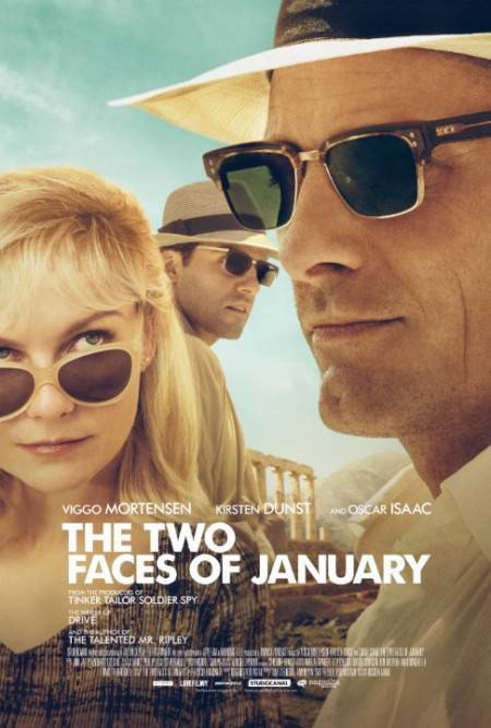 The Two Faces Of January 2014 BRRip XviD-AQOS