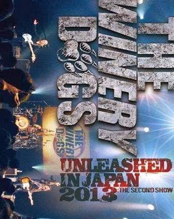 The Winery Dogs - Unleashed In Japan (2013)