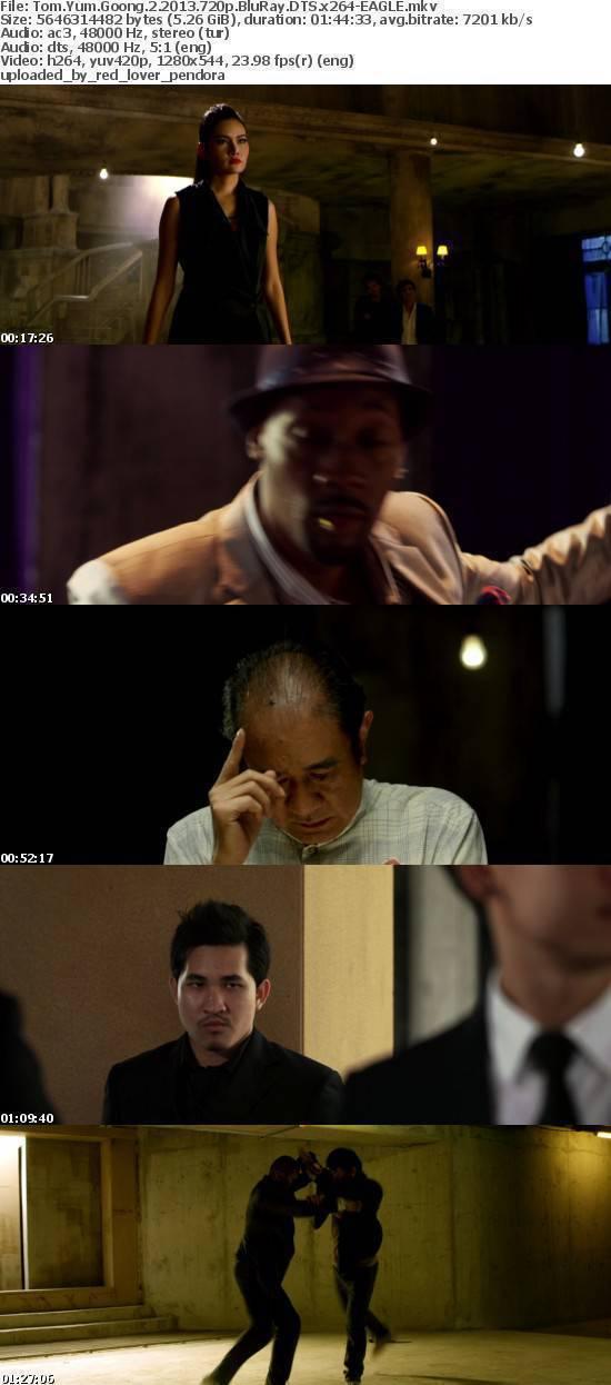 Tom Yum Goong 2 2013 720p BluRay DTS x264-EAGLE