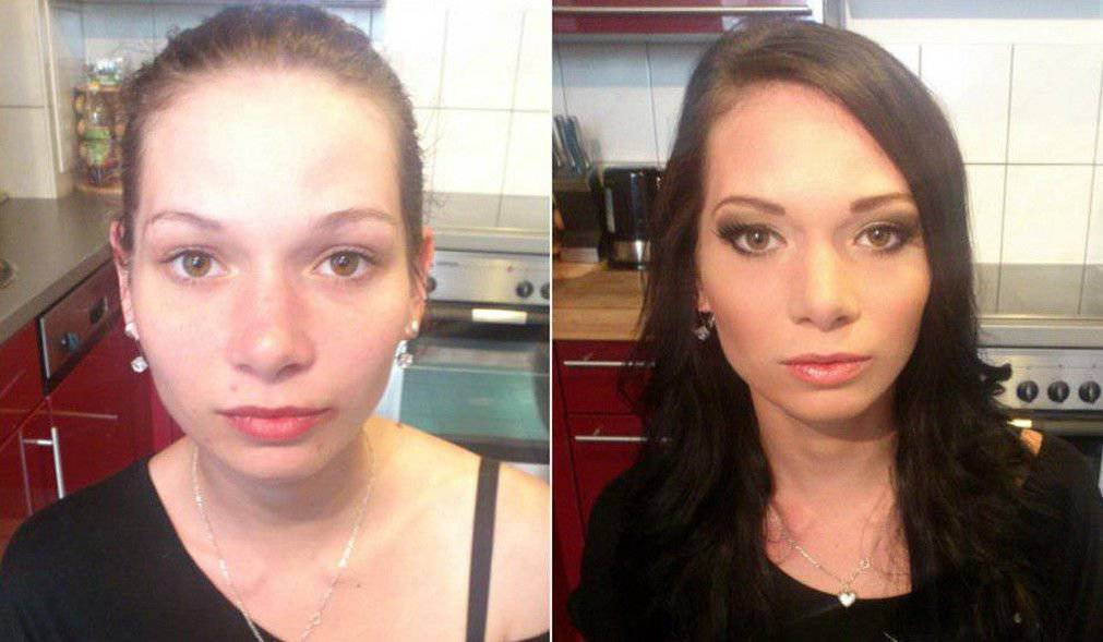 Magia makijażu #4 22