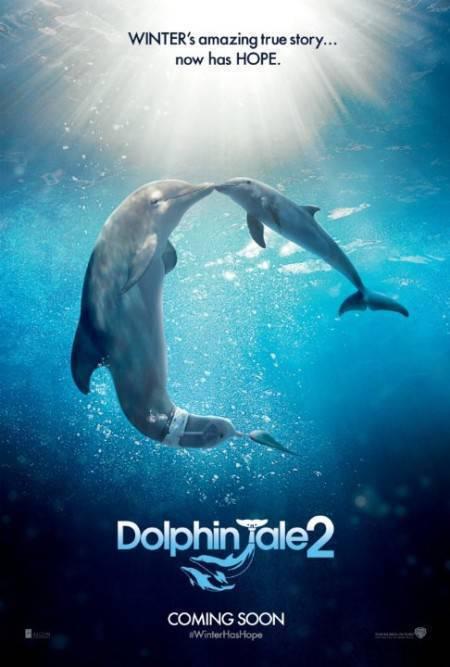 Dolphin Tale 2 2014 BRRip XviD AC3-GiANGi