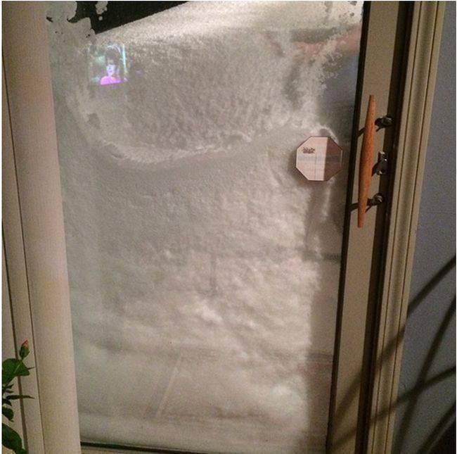 Śnieżyce w USA 11