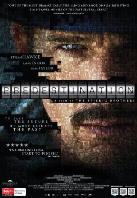 Predestination 2014 DVDRip XviD AC3-EVO