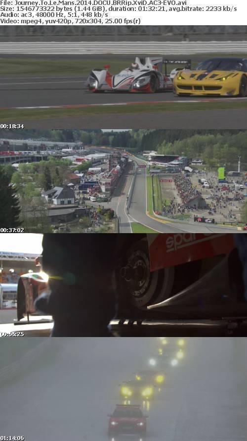 Journey To Le Mans 2014 DOCU BRRip XviD AC3-EVO