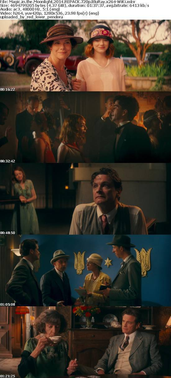 Magic in the Moonlight 2014 REPACK 720p BluRay x264-WiKi
