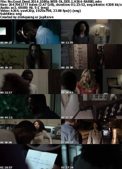No Good Deed (2014) 1080p WEB-DL DD5.1 H264-RARBG