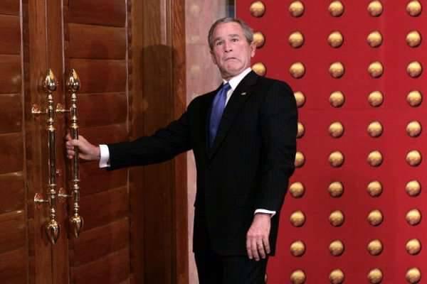 George W. Bush 9