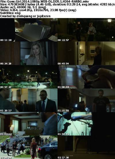 Gone Girl (2014) 1080p WEB-DL DD5.1 H264-RARBG